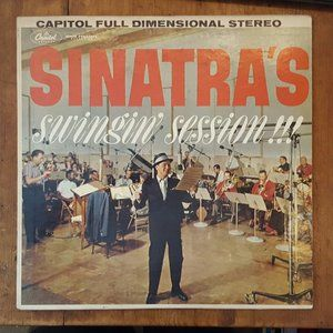 "Other - Frank Sinatra  Sinatra's Swingin"" Session !!! LP"